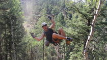 Rocky Mountain Zipline Adventure , Denver, Ziplines