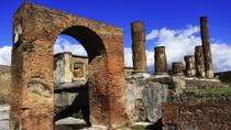 Excursão privada: Excursão de trem por Pompéia de Sorrento com opção de...