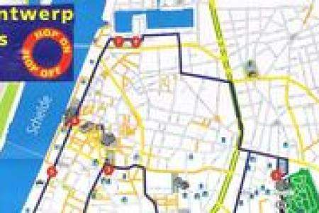 antwerp tourist attractions map » Full HD MAPS Locations - Another ...