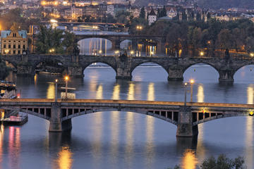 Dinner Cruise on Vltava River