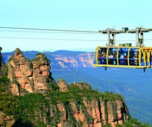 All-inclusive-Blue Mountains-Tagesausflug in kleiner Gruppe ab Sydney