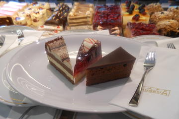 Vienna Coffee-Tasting Experience at Café Museum and the Augarten Porcelain Factory