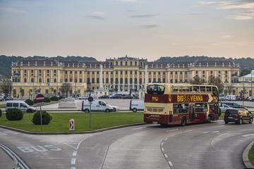 big bus vienna hop on hop off tour in vienna 452117