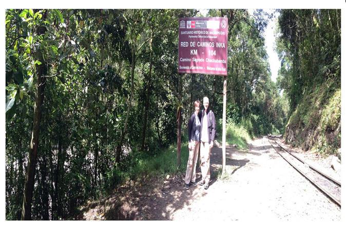 Inka-Pfad nach Machu Picchu: klassische 2-tägige Tour