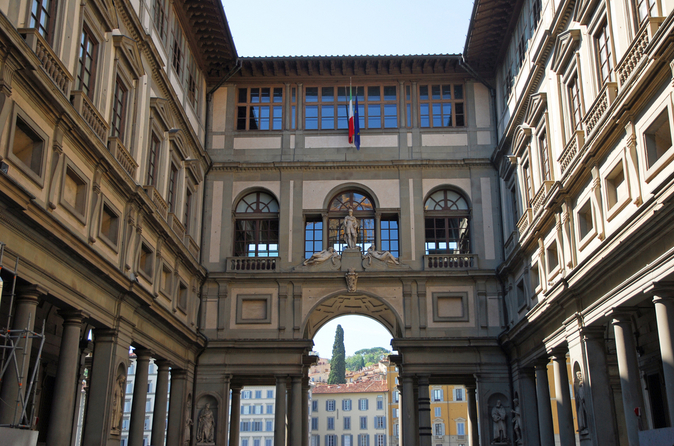billets coupe file visite de la galerie des offices a florence