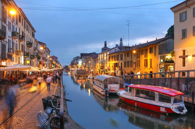 Image result for milan canals