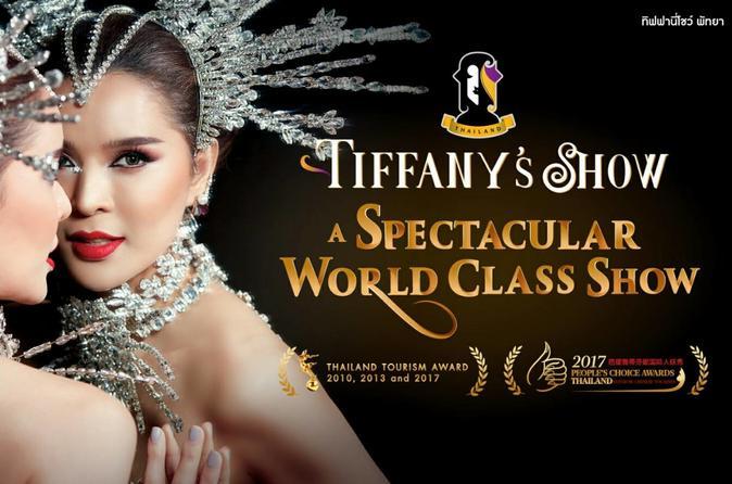 Tiffany Cabaret Show Pattaya