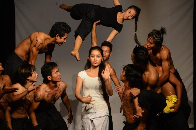 Image result for cambodian circus