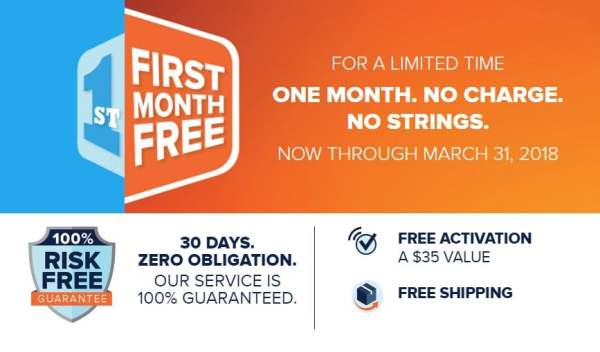 Consumer Cellular Giving Away One Free Month With ...