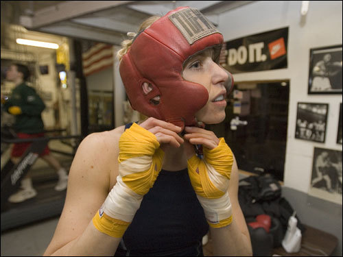 Her Next Fight: In The Courtroom