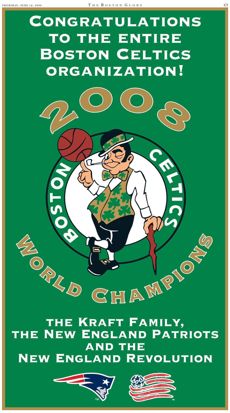 Celts banner