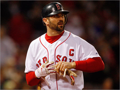 It's unknown whether Jason Varitek's future is in a Red Sox uniform. It has been reported that the team wants to bring him back on a two-year deal, but agent Scott Boras is pushing for max years and max money. The Red Sox are rumored to be in the hunt for younger catchers. No matter what happens, it's undeniable that the Red Sox have enjoyed a renaissance in the time Varitek has been their catcher.