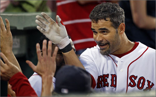 As the Red Sox finalize the potential deal that will send Mike Lowell to Texas along with an additional $8 million to $9 million, we look back at Lowell's career and the four seasons the beloved third baseman played in Boston.