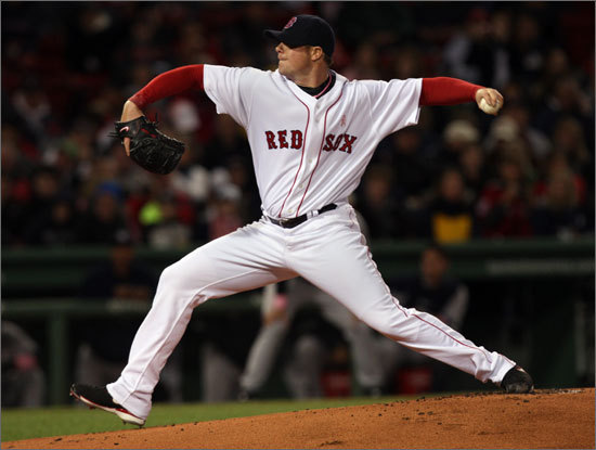The Red Sox needed a strong start from Jon Lester to stop the bleeding.