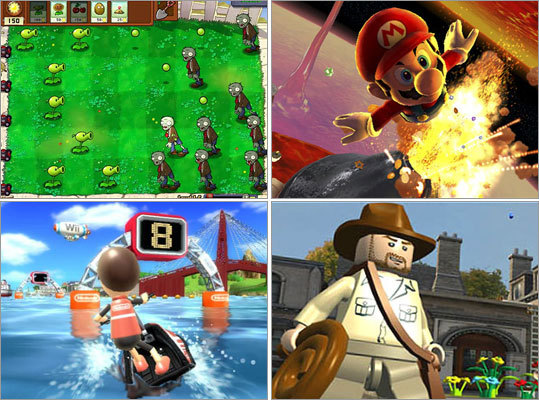 12 video games for kids   Boston com Let s face it  some of this year s top video game titles are a little too