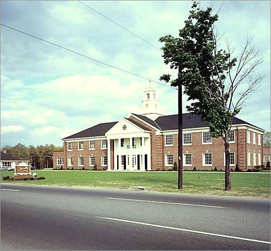 Friendly's Headquarters in Wilbraham, MA