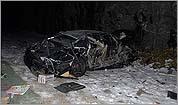 Timothy Murray's car crash