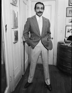 """Richard Merkin wrote the column """"Merkin on Style'' for GQ from 1988 to 1991. His image is on the cover of The Beatles' """"Sgt. Pepper's Lonely Hearts Club Band,'' next to Fred Astaire."""