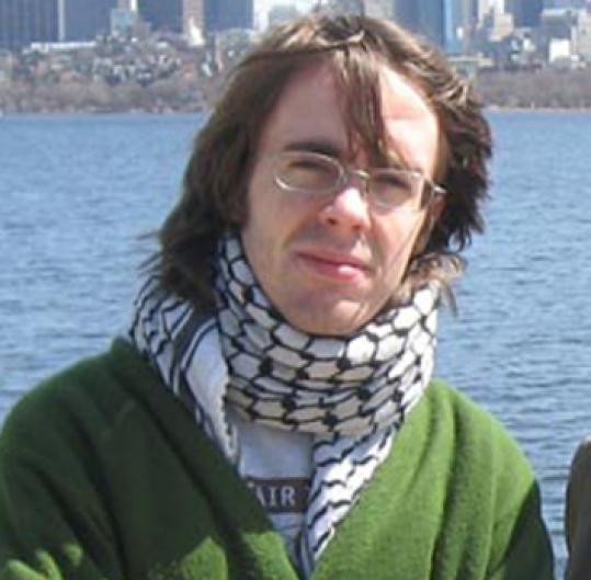 Jake Hess, a 2007 Suffolk University graduate, moved to Turkey two years ago as a human rights activist.