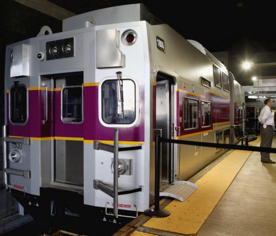 This $1.8 billion automotive plant is one of the most advanced assembly plants in north america. New commuter rail cars can be previewed this week - The