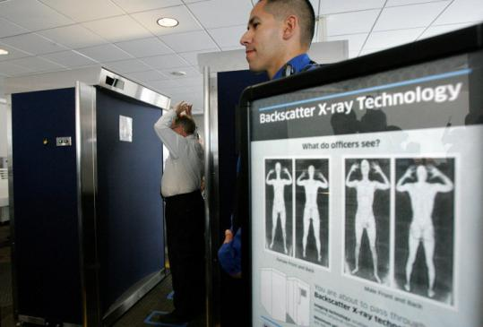 A growing number of people, including pilots, have raised objections to full body scanners used in many US airports.