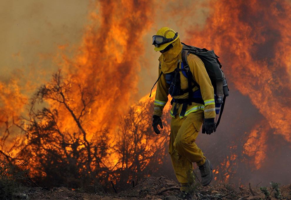 california-fire-2008