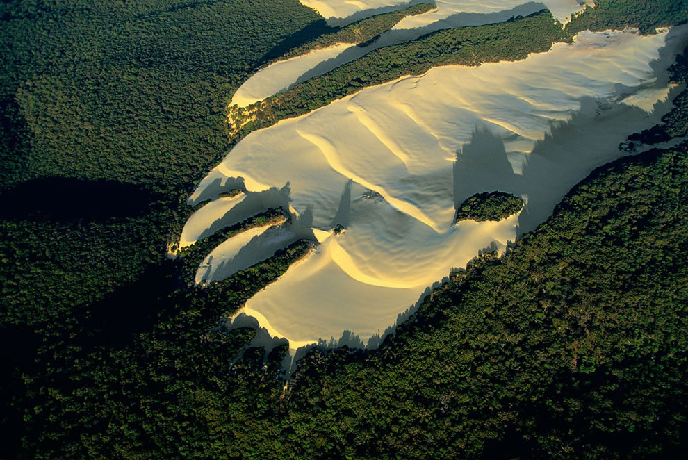 Image from Yann Arthus-Bertrands Earth From Above
