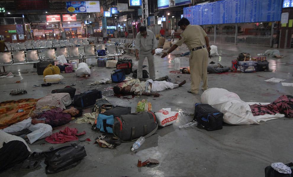 Anschlag Mumbai 2008
