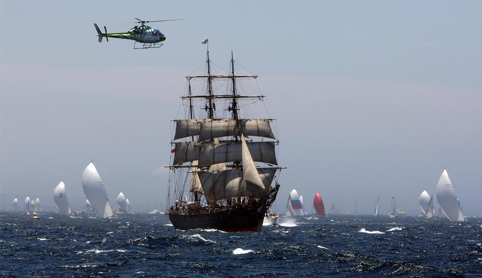 Sailing Around The World Photos The Big Picture