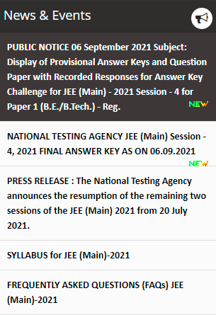 jee main · march 2021, rankers jee, jee main fourth attempt result, nta twitter, jee main august result date, jee main final answer key, ntaresults nic in