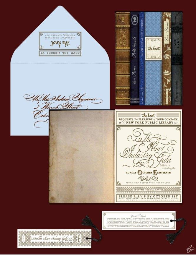 Booklet Wedding Invite Love Story