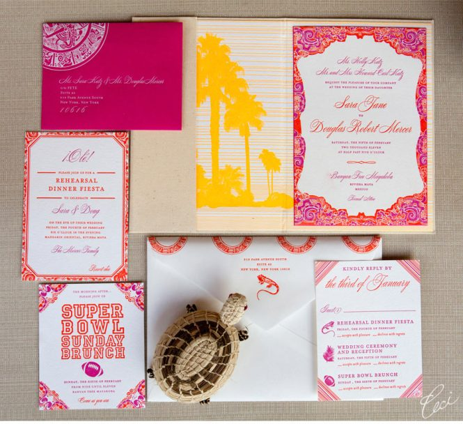 Pport Wedding Invitation