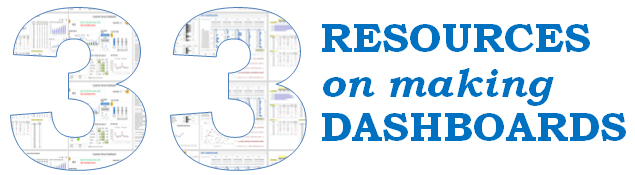 Recommended Resources, Tutorials, Information on Making Dashboards