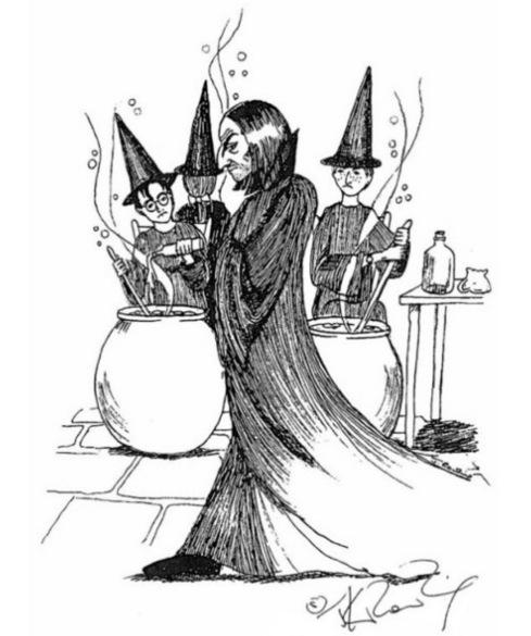 Severus Oc Snape Fanfic