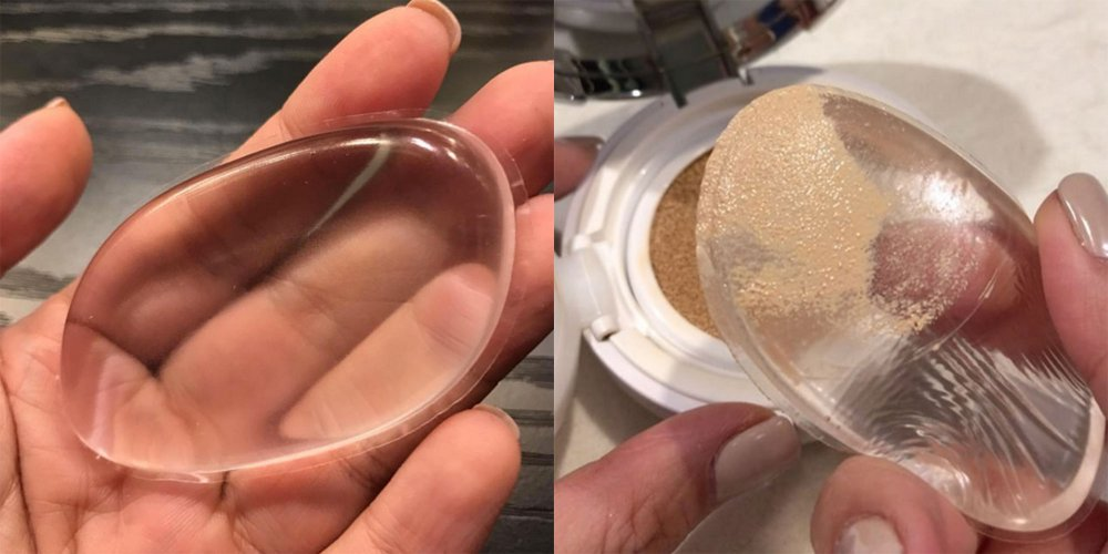 la silisponge une eponge a maquillage