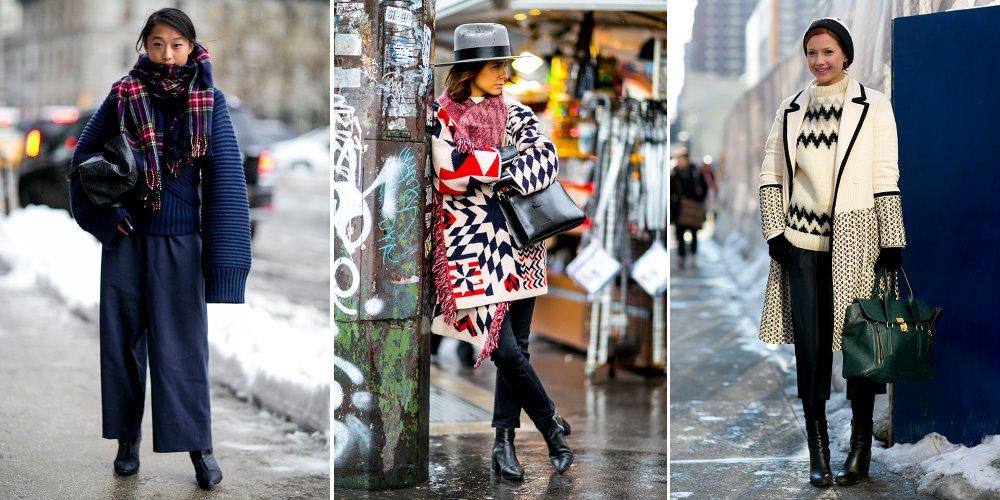 Avoir Du Style En Hiver 25 Looks Qui Nous Inspirent