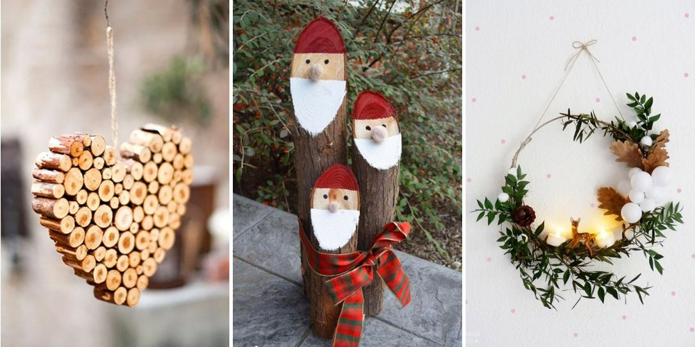 idees decoration noel diy