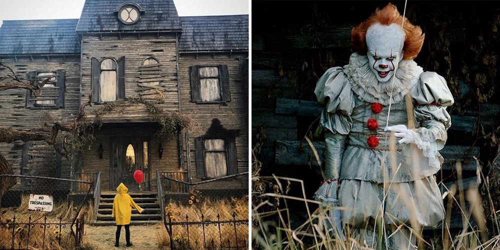 On Peut Visiter Une Maison Hante Inspire Par Le Film A
