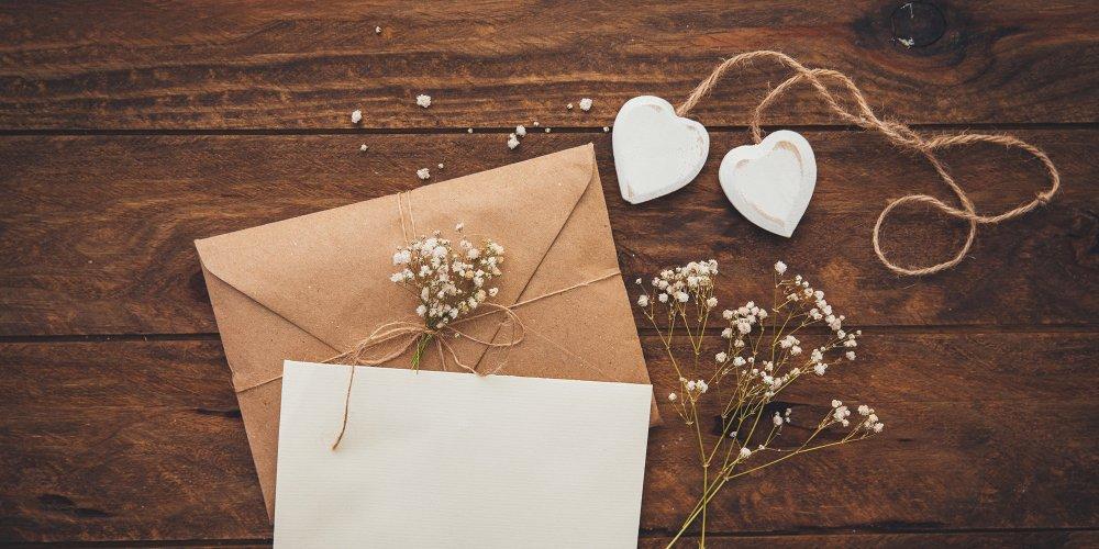 un faire part de mariage exceptionnel