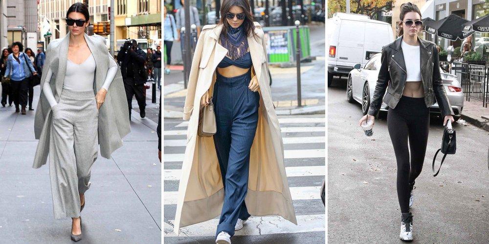 Style De Kendall Jenner 30 Looks Lui Piquer