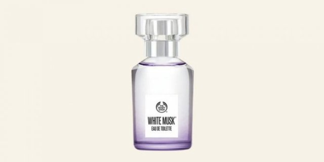 parfum white musk the body shop