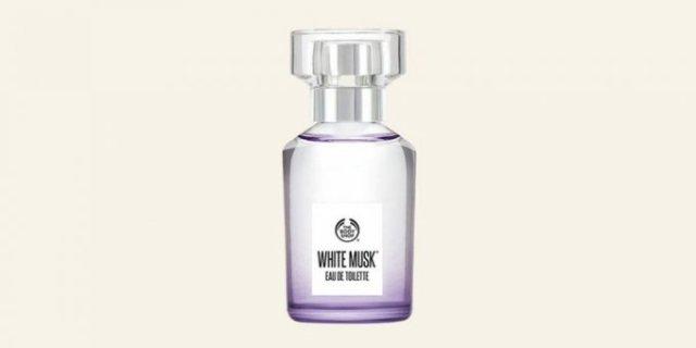 parfum white musk the body shop