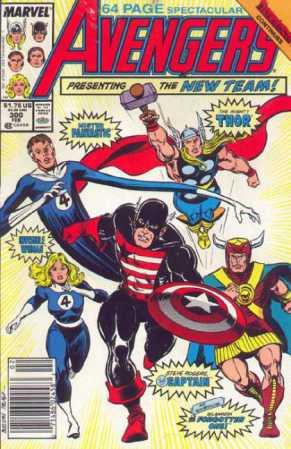 The Forgotten One - Avengers