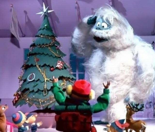 Bumble N Friends Fantasy Cgi Christmas Reindeer Snowman