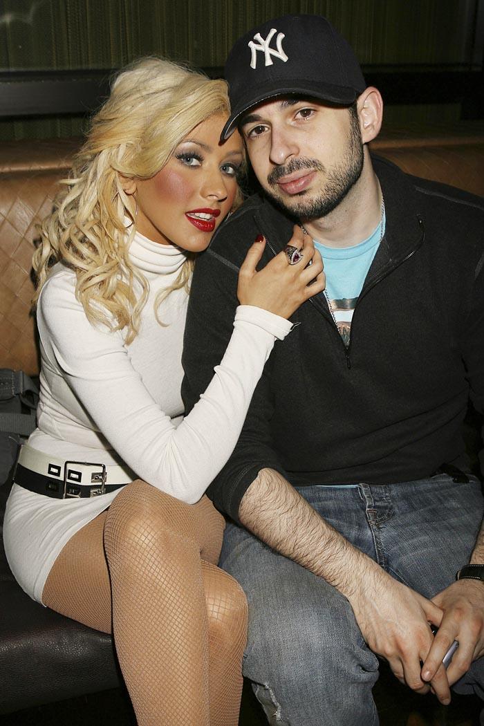 Christina Aguilera And Her Squatting Ex Husband Emirates247