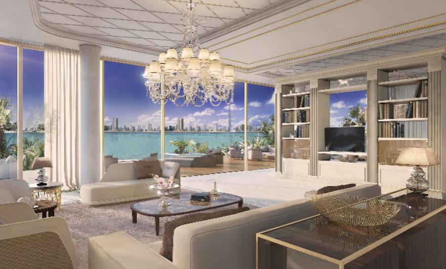 Beach Villa Abu Dhabi