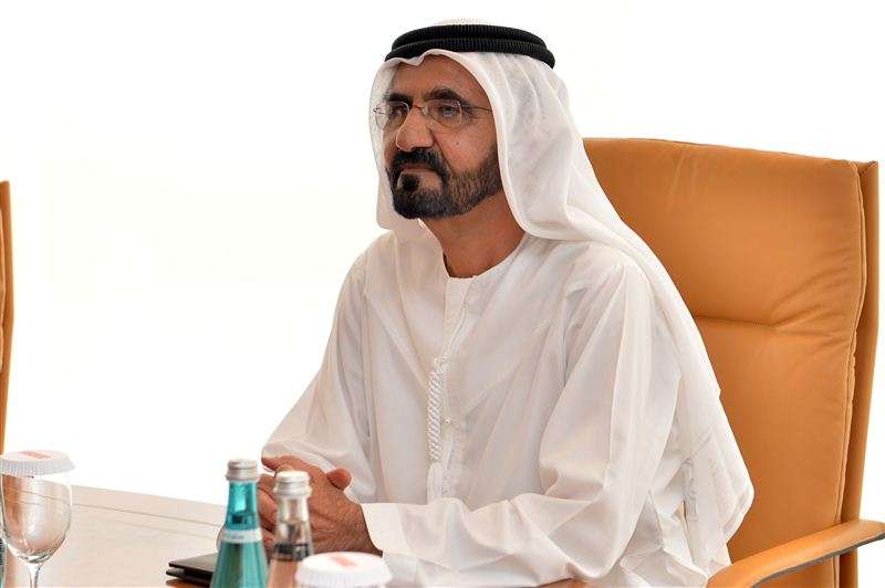 Mohammed Bin Rashid Appoints Major General Talal Belhoul