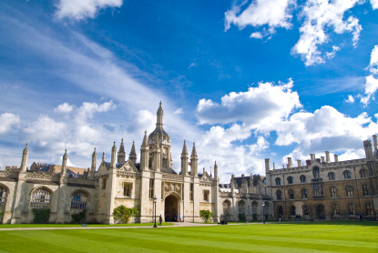 Mindfulness blends modern psychology and the ancient wisdom of meditation to help us live more fully and with a greater sense of perspective. Cambridge Travel Guide - England - Eupedia