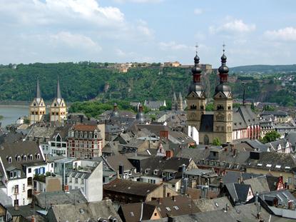 Koblenz Travel Guide - Germany - Eupedia