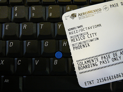 Save Your Boarding Pass so You Don't Lose Out on Frequent Flier Miles
